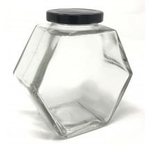 Honey Cell Jars - 380ml
