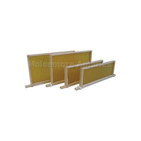 10 Assembled DN4 Frames