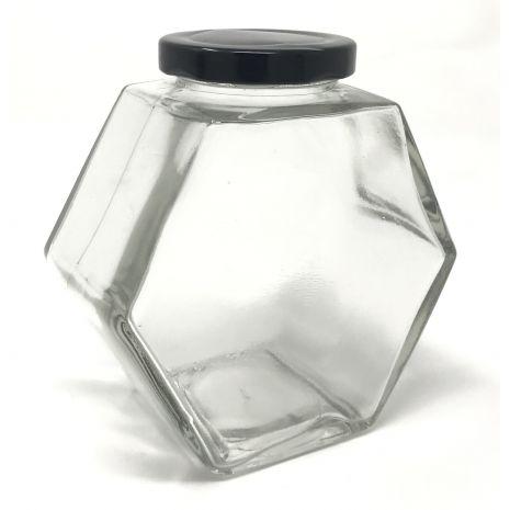 Honey Cell Jars - 380ml
